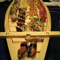 Photo taken at Sushi Hai by Katie H. on 2/28/2016