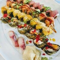 Photo taken at Sushi Hai by Katie H. on 5/14/2017