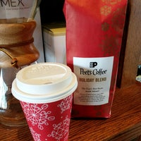 Photo taken at Peet's Coffee & Tea by Katie H. on 12/15/2016