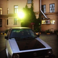 Photo taken at Финский переулок by Саша П. on 7/26/2014