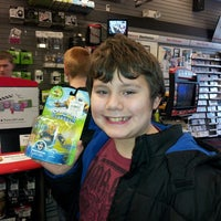 Photo taken at Game Stop by Jaime E. on 12/26/2013