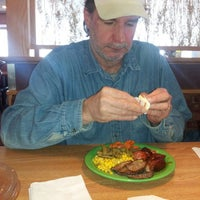 Photo taken at Old Country Buffet by Jaime E. on 2/21/2013
