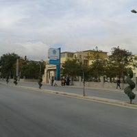 Photo taken at Ahmet Keleşoğlu Eğitim Fakültesi by Mustafa Onur T. on 10/31/2012