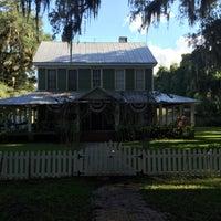 Photo taken at Micanopy, FL by Murat C. on 8/12/2016