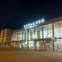 Снимок сделан в Международный аэропорт Кольцово (SVX) пользователем Nicolas D. 6/23/2013