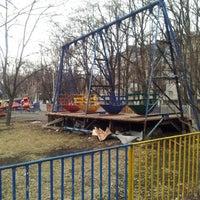 Photo taken at Детские аттракционы by Aleksandr T. on 1/23/2013