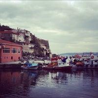Photo taken at Garipçe by S P. on 11/6/2012
