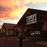 Photo taken at Tipsy's Liquor World by Elliot P. on 10/30/2012