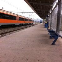 Photo taken at Estación Metrotren San Fernando by Luis R. on 5/25/2013