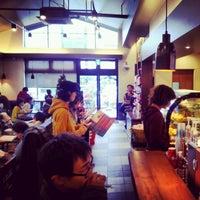 Photo taken at Starbucks by Takayoshi N. on 11/15/2012