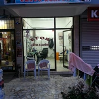 Photo taken at Efor Kuaför by YALÇIN K. on 4/12/2014