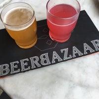 Photo taken at Beer Bazaar Yishkon by Müjdat İ. on 5/14/2017