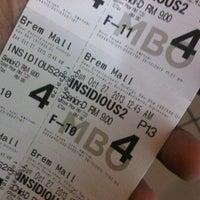 Photo taken at BIG Cinemas by Hisyam L. on 10/26/2013