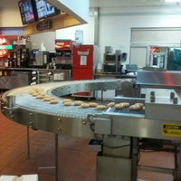 Photo taken at Krispy Kreme Doughnuts by Anthony N. on 5/11/2013