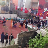 Das Foto wurde bei Ali İsmail Korkmaz Parkı von Talha C. am 3/23/2014 aufgenommen
