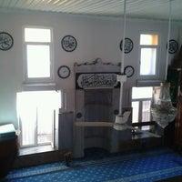 Photo taken at Kızıl Minare Camii by Ayşenur Ö. on 12/25/2014