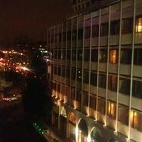 Photo taken at Marriott London Regents Park by Michael B. on 12/7/2012