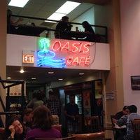 Oasis Cafe Chicago Menu