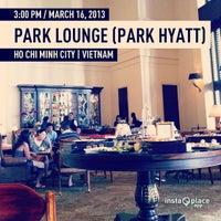 Photo taken at Park Hyatt Saigon by meoo on 3/16/2013