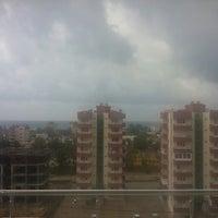 Photo taken at Sahilkent by Deniz on 10/17/2013