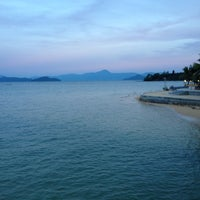 Photo taken at The Blue Sky Resort Koh Payam by Jay J. on 11/10/2012