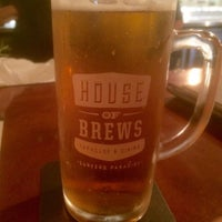 Photo taken at The House of Brews by Greg G. on 10/6/2017