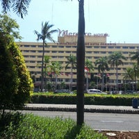 Photo taken at Mercure Hotel by Medo O. on 6/18/2013