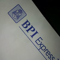 Photo taken at Bank of the Philippine Islands (BPI) by Jules K. on 4/19/2013