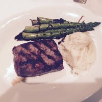 Photo taken at Shula's America's Steak House by Chris P. on 1/11/2015