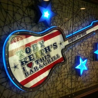 Photo taken at Toby Keith's I Love This Bar & Grill by The Joy Writer J. on 9/19/2013