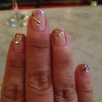 Photo taken at Ada Nails and Spa by Susie P. on 4/3/2013