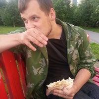 Photo taken at Полукруг by Nadezhda G. on 6/19/2013
