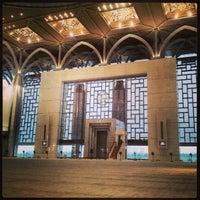 Photo taken at Masjid Tuanku Mizan Zainal Abidin (Masjid Besi) by Mohd Haniff I. on 2/18/2013