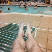 Photo taken at Vacation Village Berkshires Indoor Pool by Juergen T. on 4/18/2014