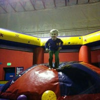 Photo taken at Pump It Up by Chris S. on 11/14/2015