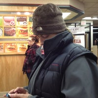 Photo taken at Wendy's by James I. on 12/11/2012