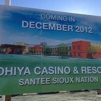 Photo taken at Ohiya Casino & Resort by James I. on 12/10/2012