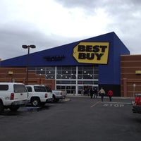 Photo taken at Best Buy by James I. on 12/15/2012
