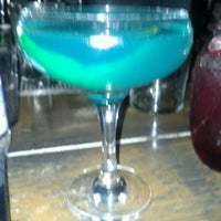 Photo taken at Blue Gin by Christine D. on 2/8/2013