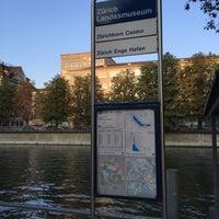 Photo taken at ZSG Zürich Landesmuseum by Bernhard S. on 9/26/2016