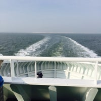 Photo taken at M/S Sylt Express by Bernhard S. on 3/9/2016