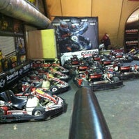 Снимок сделан в Forza Karting пользователем Дмитрий С. 4/12/2013