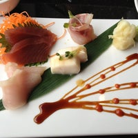 Photo taken at Sweet Ginger Asian Bistro & Sushi by Ryan on 12/15/2012