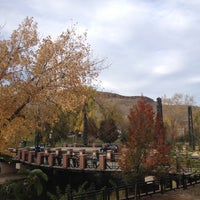 Photo taken at The Golden Hotel by Ryan on 10/20/2012