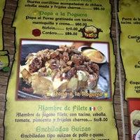Photo taken at El Taco Con Botas by Pablo G. on 2/13/2013