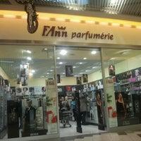 Photo taken at FAnn Parfumérie by Katarina S. on 12/9/2012