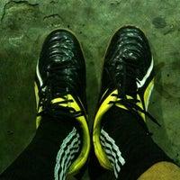 Photo taken at Vogue Futsal by Hendra P. on 2/6/2013