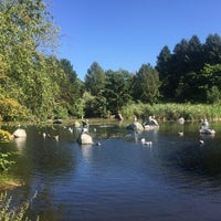 Photo taken at Charleson Park by Gizem Y. on 8/17/2017