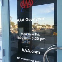 Photo taken at AAA Goodyear Office by Norm S. on 1/4/2014