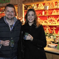 Photo taken at Vancouver Christmas Market by Vancouver Christmas Market on 10/25/2013